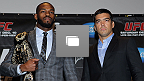 UFC® 140 Press Conference Photo Gallery