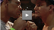 It's a rematch three years in the making. Watch former champions Frank Mir and Minotauro Nogueira weigh in for UFC® 140.