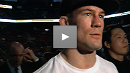 John Cholish gets UFC® 140 started right with a second-round TKO of Mitch Clarke. The UFC® newcomer talks about his big win, the key to his success, and fighting in front of a rabid Canadian crowd.
