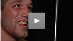 UFC 140: Jake Hecht Post-Fight Interview