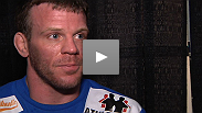 Dennis Hallman puts on a grappling clinic, handing opponent John Makdessi his first loss in the process. The crafty veteran discusses his dominating performance.