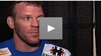 UFC 140: Dennis Hallman, intervista post match