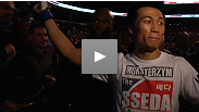 The Korean Zombie shows plenty of life. A happy Chan Sung Jung discusses his lightning-quick knockout of Mark Hominick at UFC® 140.