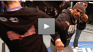 Watch the stars of UFC&reg; 140 make their final preparations before showtime.