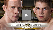UFC® 140 Prelim Fight: Mark Bocek vs. Nik Lentz