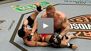 Brock Lesnar prepares to return to the Octagon and defend his cage when he welcomes Alistair Overeem to the UFC.
