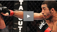 The UFC® returns to Rio de Janeiro with a card full of heavy hitters. Watch Jose Aldo defend his featherweight title against undefeated Chad Mendes, and see Anthony johnson make his middleweight debut against former champ Vitor Belfort.