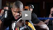 Alistair Overeem predicts a wild, crazy fight against Brock Lesnar that is contingent on him landing punches... repeatedly.