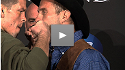 See the heated faceoff between two bad boys of the lightweight division as Nate Diaz and Cowboy Cerrone square off at the UFC 141 press conference.