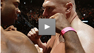 See the two giant headliners of UFC 141: Lesnar vs. Overeem weigh in.