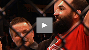 "Johny Hendricks spoils Jon Fitch's return to the Octagon with a crushing first-round KO. The man now called ""Bigg Rigg"" explains what he saw from his opponent to set up the fight-ending punch, and how he predicted a Knockout of the Night performance."
