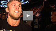 &quot;It&#39;s my day today.&quot; Alexander Gustafsson lives up to his nickname, mauling veteran Vlad Matyushenko in the first round. The fast-rising prospect breaks down his TKO victory.