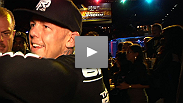 Ross Pearson makes a successful featherweight debut with a win over Junior Assuncao. The TUF 9 winner talks about his big win.