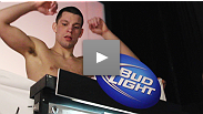Go behind the scenes as Nate Diaz races against the clock to make the 156-pound limit for his UFC 141 bout against Donald Cerrone.