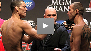 The grudge match fueled by trash-talk and distaste will finally reach the Octagon when Nate Diaz and Donald Cerrone meet at UFC 141 Tonight!