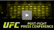 FREE MMA VIDEO: Watch the UFC 141 post-fight press conference with Dana White, Alistair Overeem, Nate Diaz, Jimy Hettes, Johny Hendricks and Alexander Gustafsson.
