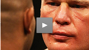 Former UFC champion Brock Lesnar says he&#39;s done insider the Octagon - see the full event that ended with this bombshell by ordering the UFC 141 replay.
