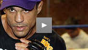 Experience an intense training day in the life of Vitor Belfort as he preps for his bout with Anthony Johnson at UFC® Rio. Catch the battle of powerful strikers live on Pay-Per-View on Saturday January 14, at our new time of 10PM/7PM.