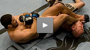 Rousimar Palhares changes things up a bit, using an armbar to submit veteran Ivan Salaverry at UFC® 84.