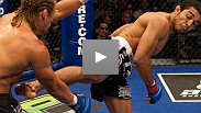 In his first UFC® main event, featherweight champ Jose Aldo defends his belt against Chad Mendes in front of a hometown crowd. hear why the champ feels his undefeated opponent will be at a disadvantage on January 14.