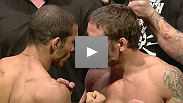 Watch the UFC RIO weigh-in that took place at the HSBC Arena in Rio de Janeiro on Friday, January 13.