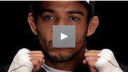 When Jose Aldo needed to fine-tune his wrestling skills he called on a very qualified friend:  none other than Gray Maynard.  The two met at UFC® 136, and today Aldo is tapping Maynard's expertise as he preps for his main event bout with Chad Mendes.