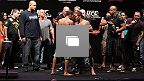 UFC® RIO Weigh In Photo Gallery