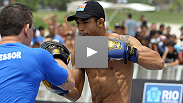 With just hours to go, get an inside look at Featherweight Champion Jose Aldo's training camp as he prepares for his highly anticipated bout with Chad Mendes.