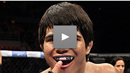 "Erick Silva talks to FUEL TV's Jon Anik after his controversial DQ loss at UFC RIO: ""In my heart, I think I won."""