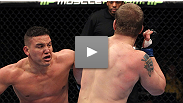 "After surviving a few submission attempts, Pat Barry adds to his highlight reel with a first-round stoppage of Christian Morecraft. hear what the always-entertaining ""HD"" had to say about the fight."