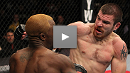 After (unfortunately) finding out how hard his opponent could hit, Jim Miller earns a first-round submission over Melvin Guillard. Hear what Miller had to say about the fight, and who he'd like to fight next.