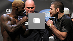UFC® on FX Weigh-In Gallery