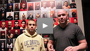 See some of the inner workings of the UFC as Dana visits the TUF gym, breaks fight card changes, and  edits Primetime episodes.