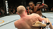 Phil Davis on the bout that showed he&#39;s more than just a wrestler - he&#39;s also a submission inventor.