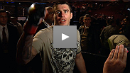 TUF vet Chris Camozzi gets UFC® on FOX off to a good start, defeating Dustin Jacoby with a guillotine choke. Hear his thoughts on his performance, and the fight-ending submission.