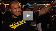 Cub Swanson earns his first win in the Octagon™, stopping George Roop in the second round. An emotional Swanson reflects on the long road to victory.