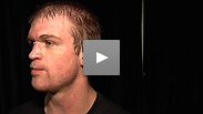 "After his big win over ""tough dude"" Nik Lentz, Evan Dunham talks about bouncing back from a sluggish first round to claim the victory."