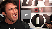 UFC® on FOX headliners Rashad Evans, Phil Davis, Michael Bisping and, of course, Chael Sonnen had plenty to say at the open workouts. Hear the best lines of the day.