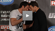 Smack-talk kings Chael Sonnen and Michael Bisping live up to their reputations, and trade barbs during the pre-fight press conference for UFC® on FOX.