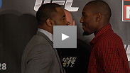 """I'm gonna give him what he deserved in August."" UFC® on FOX headliners Rashad Evans and Phil Davis up the trash talk at the pre-fight press conference."