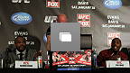 UFC® on FOX Press Conference Photo Gallery
