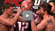 Watch the UFC 143 weigh-in archive from the Mandalay Bay Events Center.