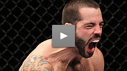 A stoic Matt Brown discusses his first-round TKO of Chris Cope.