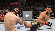 Renan Barao discusses his dominating win over Scott Jorgensen.
