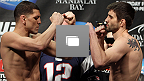 UFC&reg; 143 Weigh-In Gallery
