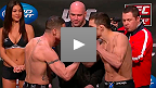 Pesée de l'UFC on FUEL TV : Sanchez vs Ellenberger