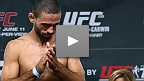 Previa de Brookins vs. 'Ceara' no UFC: Sanches vs. Ellenberger