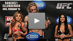 UFC on FUEL TV : Entrevue d'après-combat de Jonathan Brookins