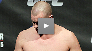 After a slow start, Stefan Struve puts Dave Herman away with a second-round TKO. &quot;Skyscraper&quot; breaks down the fight, talks about using his size to his advantage, and wishes himself a happy birthday.