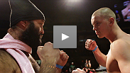 The tallest fighter in the UFC squares off with one of the hairiest (all due credit, Forrest Griffin). Watch Stefan Struve vs. Dave Herman live on UFC on FUEL TV February 15.